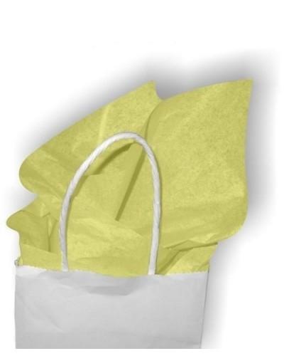 Light Yellow Tissue Paper