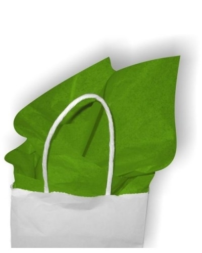 Bright Lime Tissue Paper