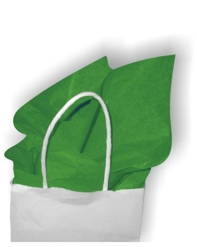 Groovy Green Tissue Paper