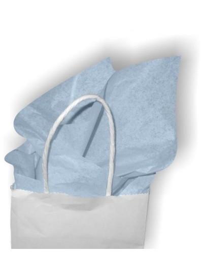 Antique Blue Tissue Paper