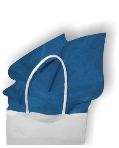 Brilliant Blue Tissue Paper