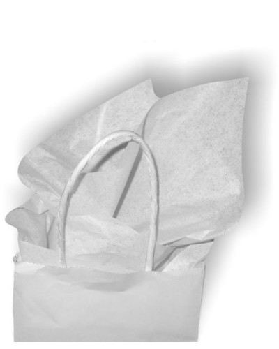 White-Waxed Tissue Paper