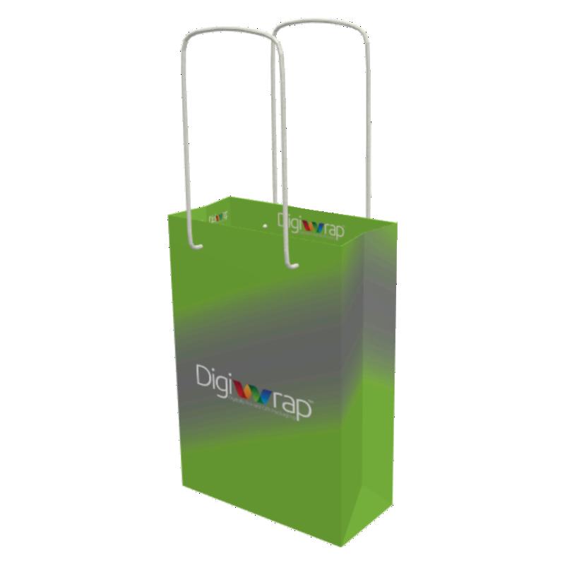 Custom Printed Gift Bag - Small Digital