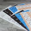"Custom Stickers - 2"" x 4"""