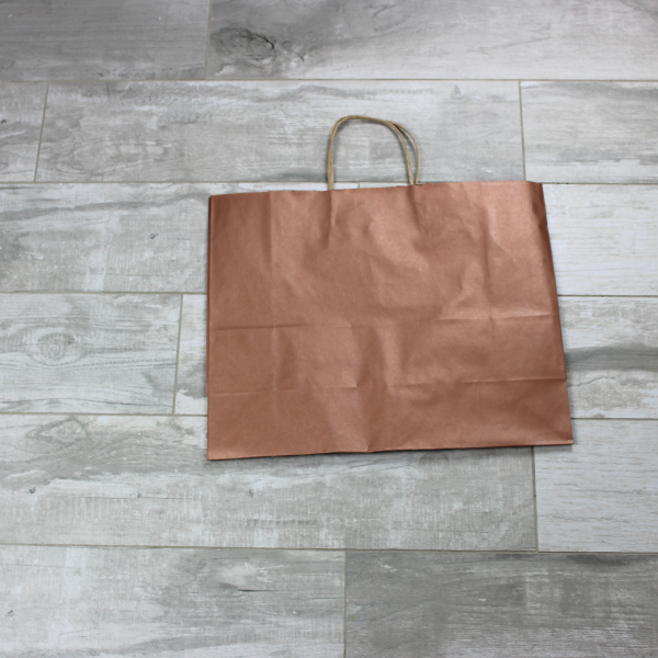 Picture of Kraft Paper Bags - Copper