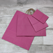 Picture of Kraft Paper Bags - Pink