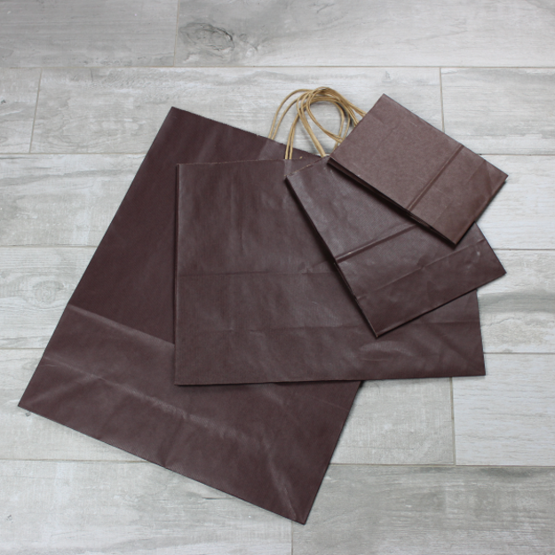 Picture of Kraft Paper Bags - Brown