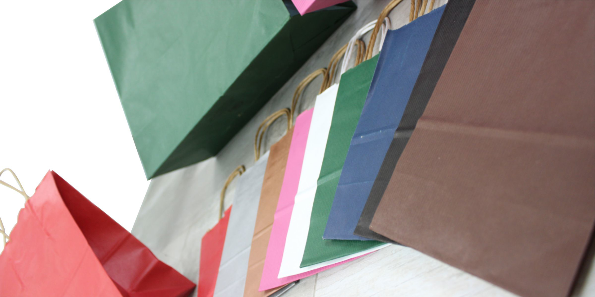 Picture for category Plain Paper Bags